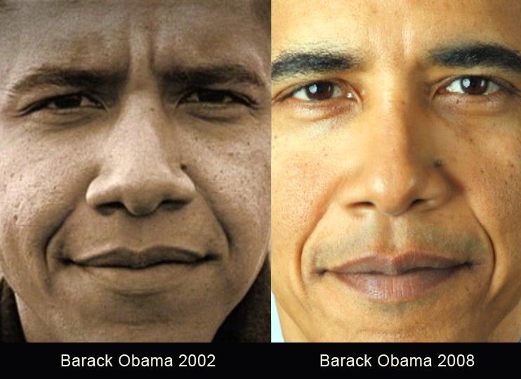 skin color and barrack obama essay