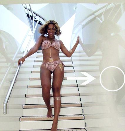 Beyonce ritoccata photoshop - 4