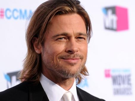 Brad Pitt circonciso