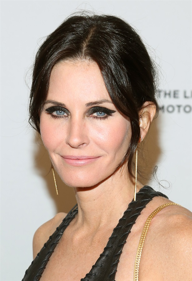 Courtney Cox rifatta