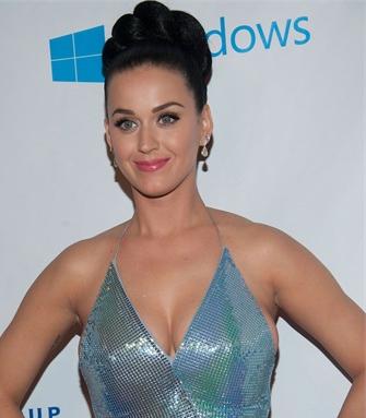 Dècollettè di Katy Perry
