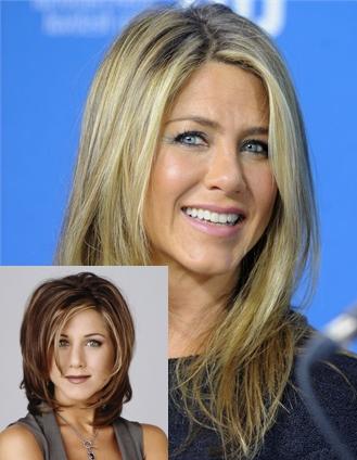 Il taglio di capelli Jennifer Aniston