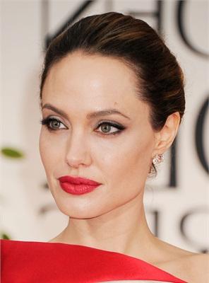 La bocca di Angelina Jolie
