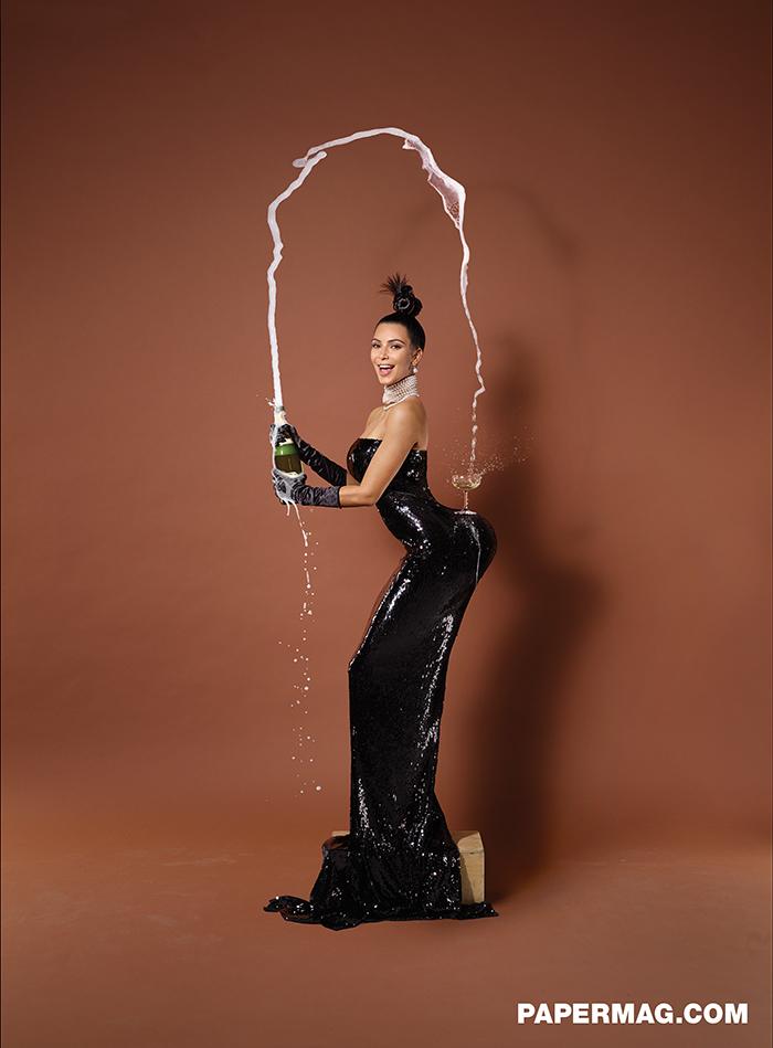 Lato B Kim Kardashian - 01