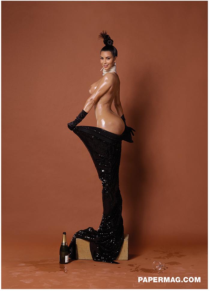 Lato B Kim Kardashian - 02