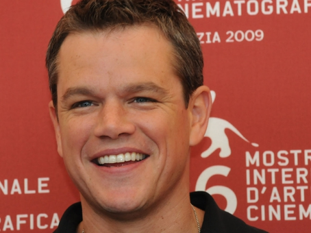 Matt Damon circonciso