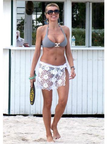 Vip over 50 in bikini Rita Rusic